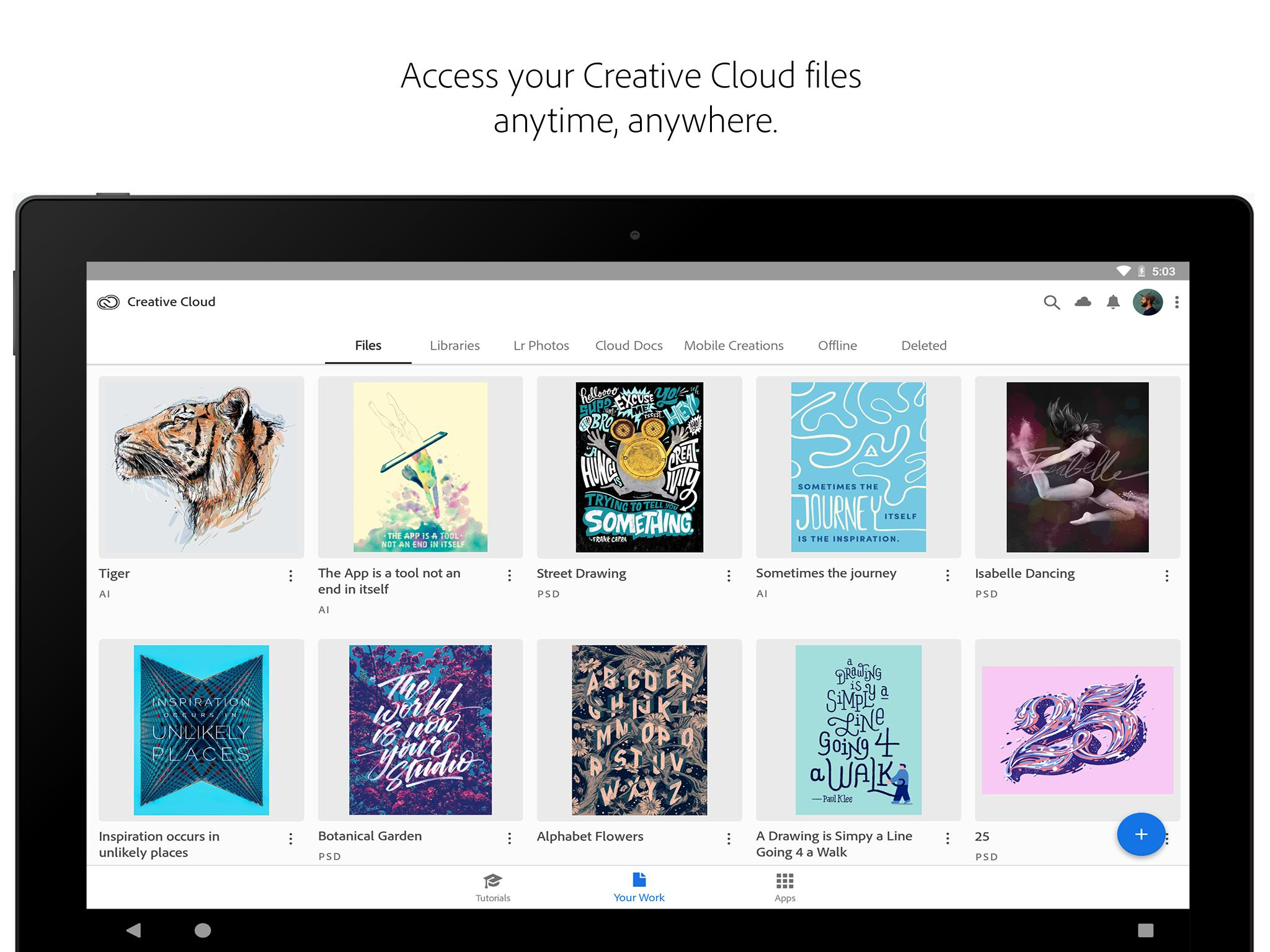 Adobe Creative Cloud for Android - APK Download