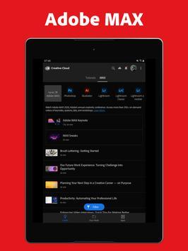 Adobe Creative Cloud ảnh chụp màn hình 11