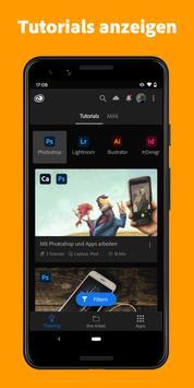 Adobe Creative Cloud Screenshot 2