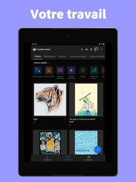 Adobe Creative Cloud capture d'écran 6