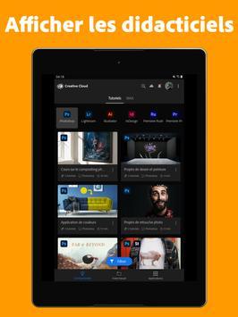 Adobe Creative Cloud capture d'écran 8