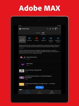 Adobe Creative Cloud capture d'écran 11