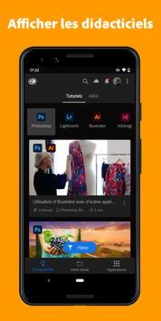 Adobe Creative Cloud capture d'écran 2