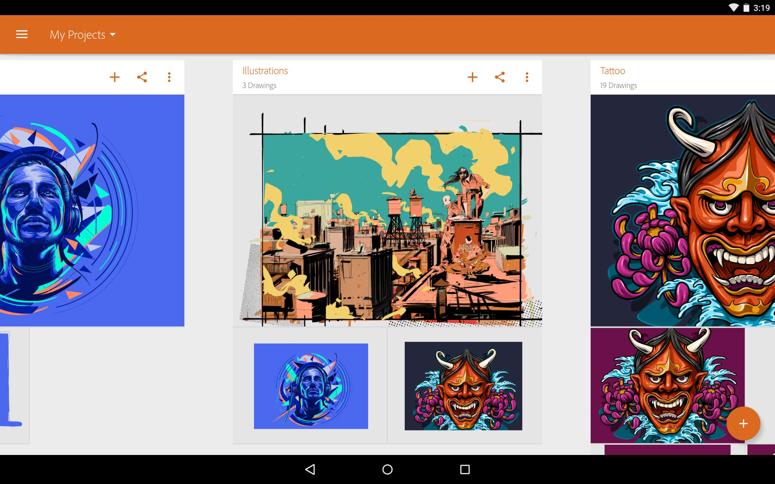Adobe Illustrator Draw for Android - APK Download