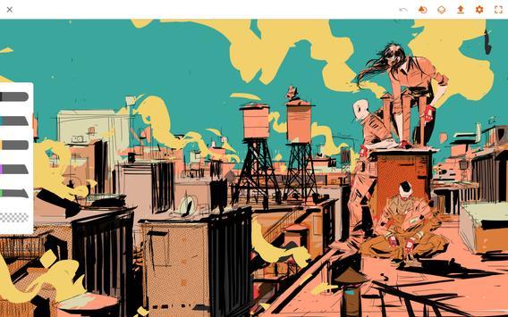 Adobe Illustrator Draw Ekran Görüntüsü 11
