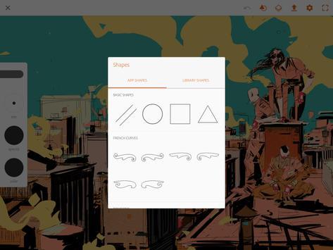 Adobe Illustrator Draw Ekran Görüntüsü 5
