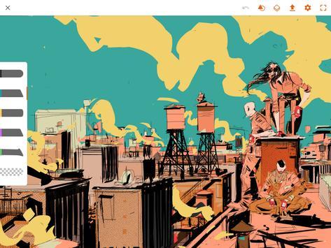 Adobe Illustrator Draw Ekran Görüntüsü 6