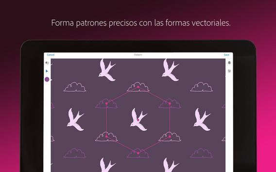 Adobe Capture captura de pantalla 8