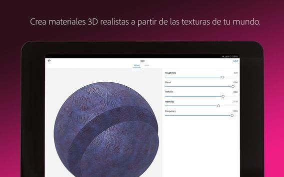 Adobe Capture captura de pantalla 13