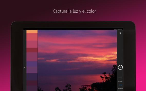 Adobe Capture captura de pantalla 15