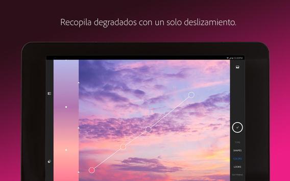 Adobe Capture captura de pantalla 9