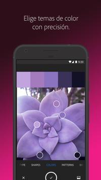 Adobe Capture captura de pantalla 3