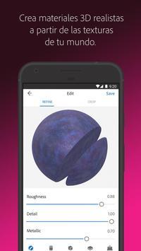 Adobe Capture captura de pantalla 5
