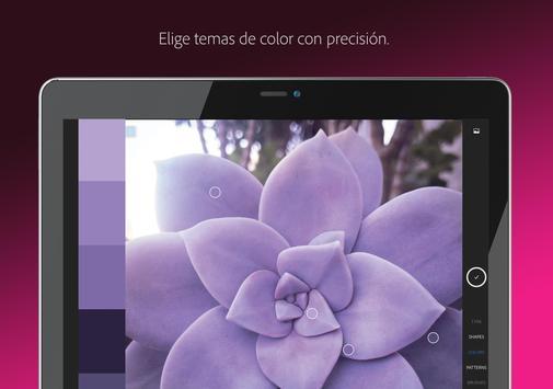 Adobe Capture captura de pantalla 20