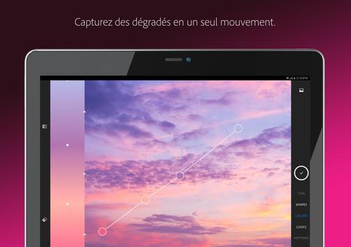 Adobe Capture capture d'écran 9
