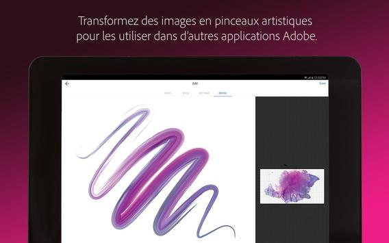 Adobe Capture capture d'écran 22