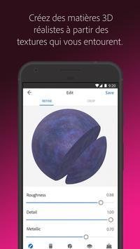 Adobe Capture capture d'écran 5