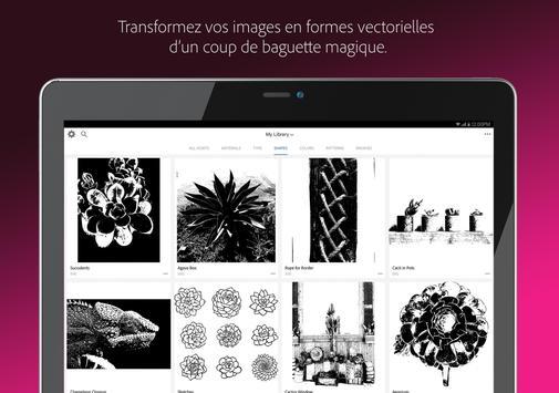 Adobe Capture capture d'écran 10