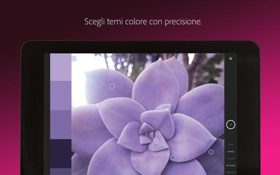 12 Schermata Adobe Capture
