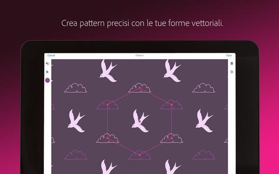 8 Schermata Adobe Capture