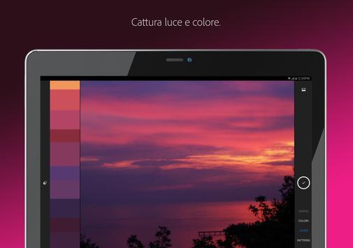 23 Schermata Adobe Capture