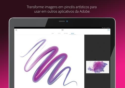 Adobe Capture imagem de tela 22