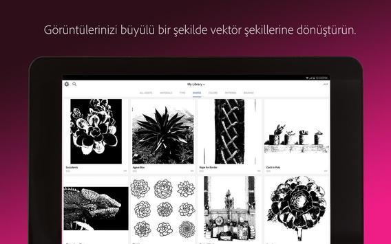 Adobe Capture Ekran Görüntüsü 10