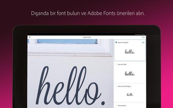 Adobe Capture Ekran Görüntüsü 19