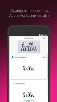 Adobe Capture Ekran Görüntüsü 2