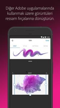 Adobe Capture Ekran Görüntüsü 6