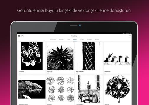 Adobe Capture Ekran Görüntüsü 18