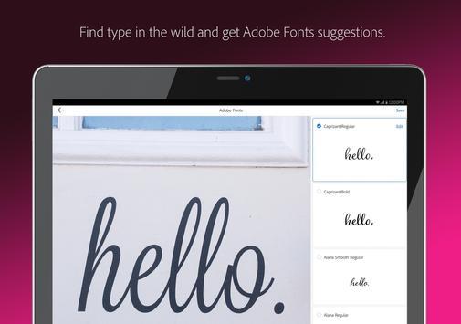 Adobe Capture स्क्रीनशॉट 11