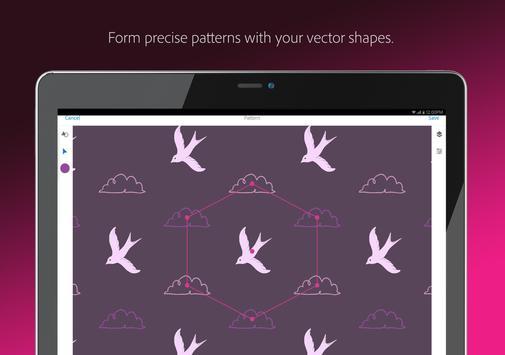 Adobe Capture स्क्रीनशॉट 16
