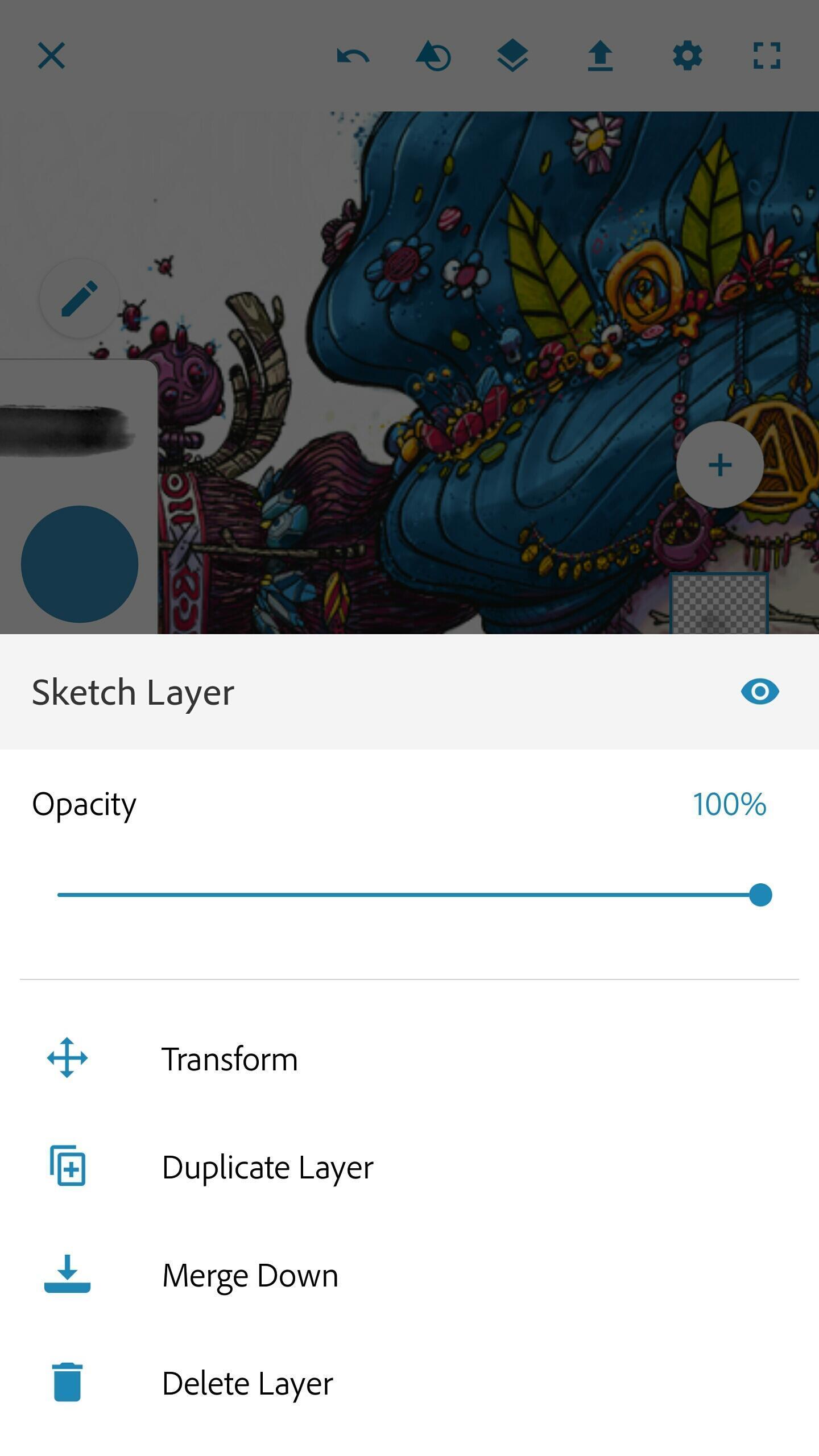 Aplikasi download software Adobe Photoshop Sketch