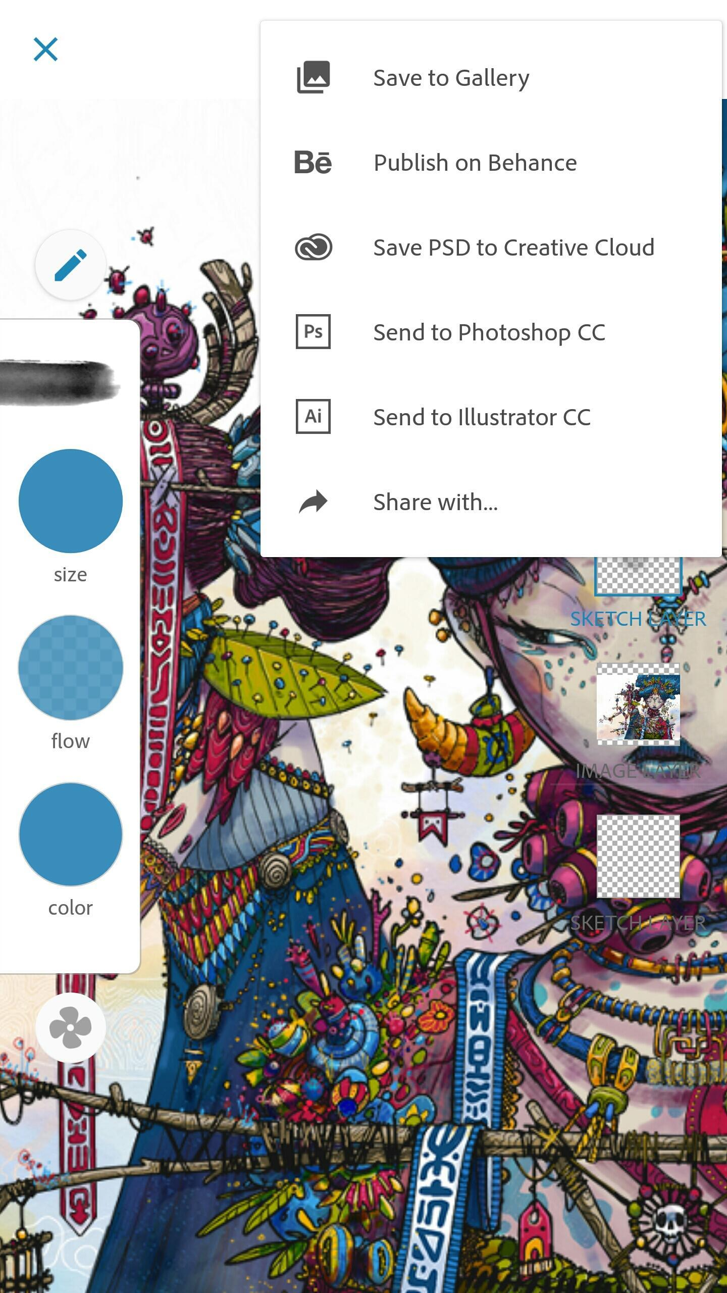 Adobe Photoshop Sketch for Android - APK Download