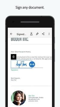 Adobe Fill & Sign screenshot 3