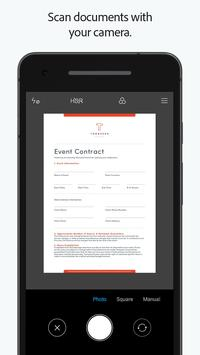 Adobe Fill & Sign screenshot 1