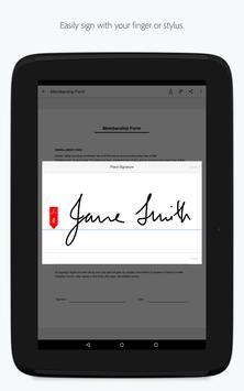 Adobe Fill & Sign screenshot 8