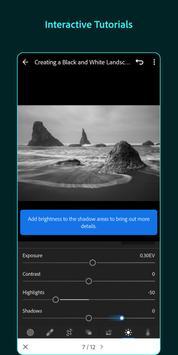 Adobe Lightroom - Photo Editor & Pro Camera screenshot 4