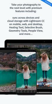Adobe Photoshop Lightroom CC स्क्रीनशॉट 7