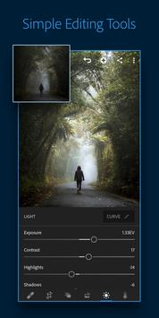 Adobe Lightroom - Photo Editor & Pro Camera-poster