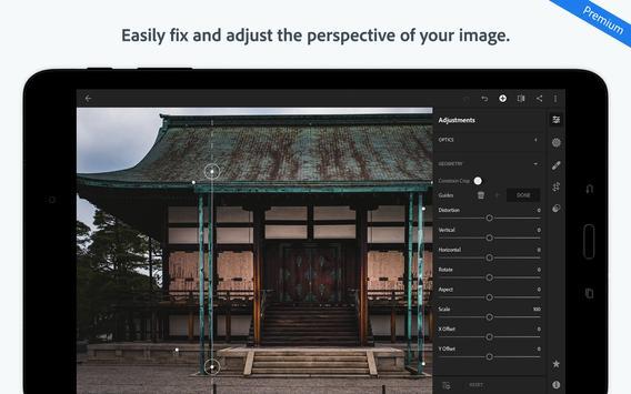 Adobe Photoshop Lightroom CC स्क्रीनशॉट 13