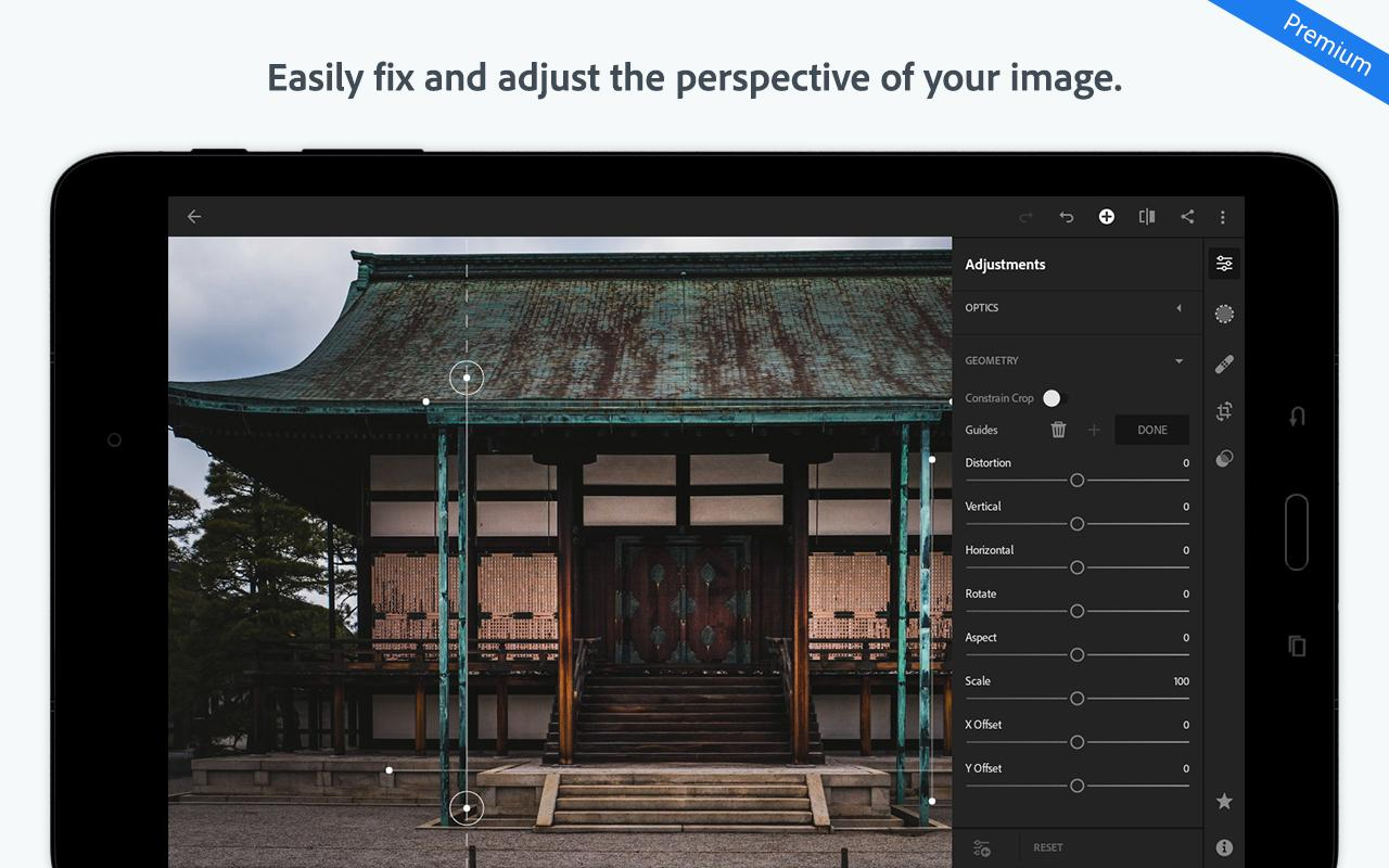 download adobe lightroom premium apk