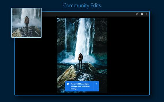 Adobe Lightroom - Photo Editor & Pro Camera screenshot 13