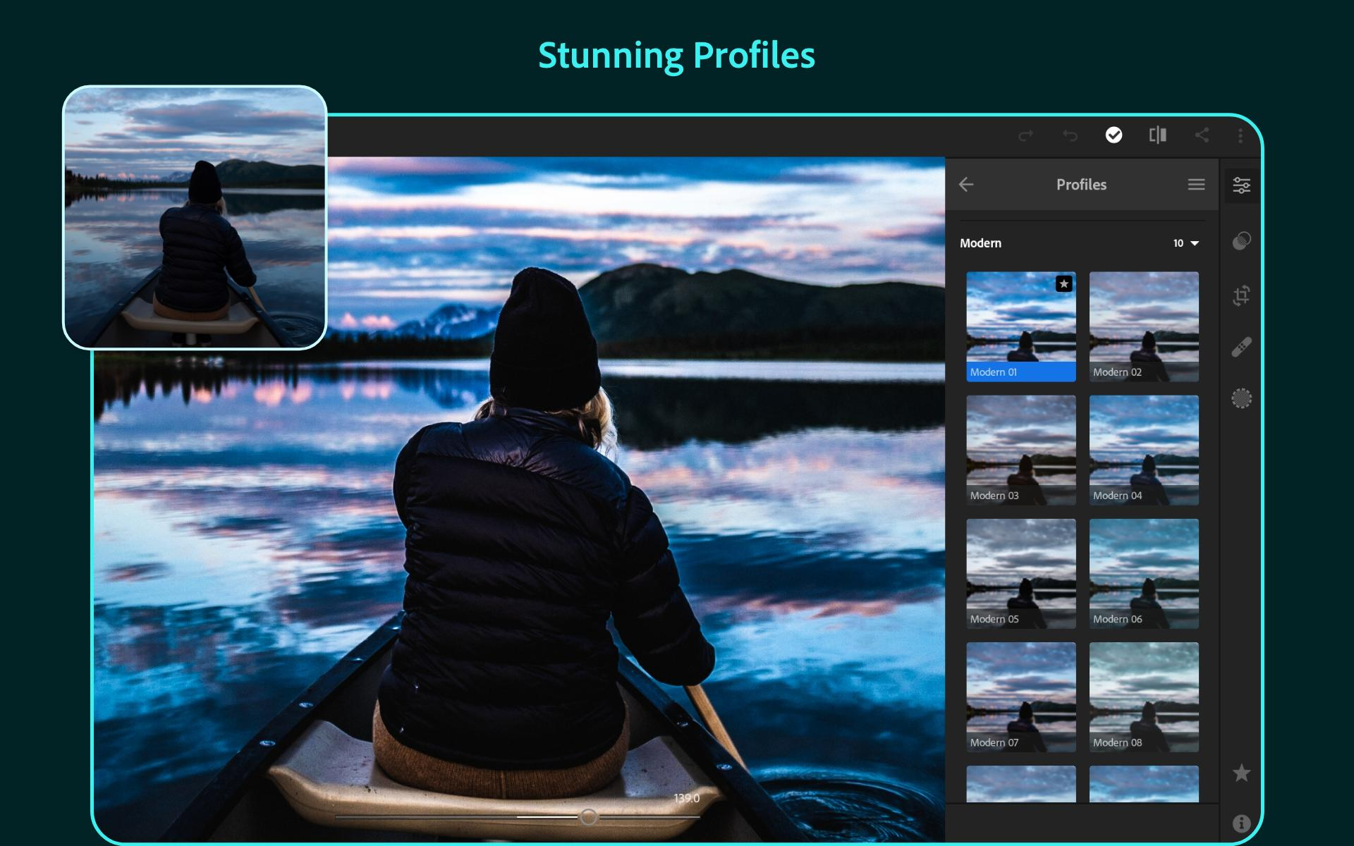Adobe Lightroom - Photo Editor & Pro Camera for Android