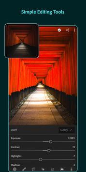 Adobe Lightroom - Photo Editor & Pro Camera poster