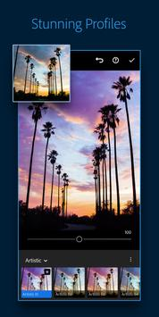Adobe Lightroom - Photo Editor & Pro Camera screenshot 3