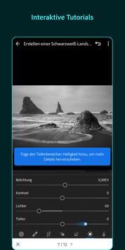 Adobe Lightroom - Foto-Editor Screenshot 4