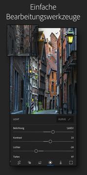 Adobe Lightroom - Foto-Editor Screenshot 1