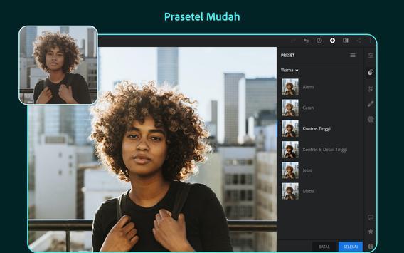 Adobe Lightroom - Editor Foto screenshot 8